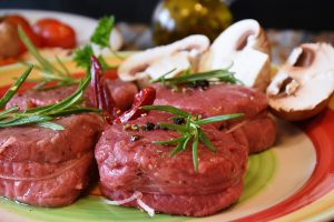 Steak mit Rosmarin Sous Vide