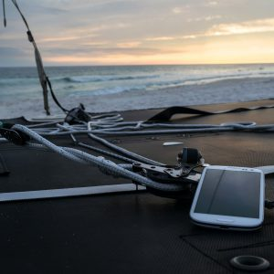 Smartphone Yacht
