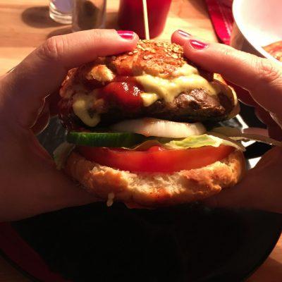 Hamburger Sous Vide