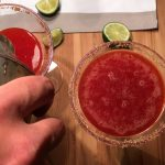 Cocktail Strawberry Margarita