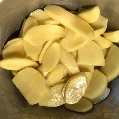 Parmesan-Rosmarin-Kartoffeln