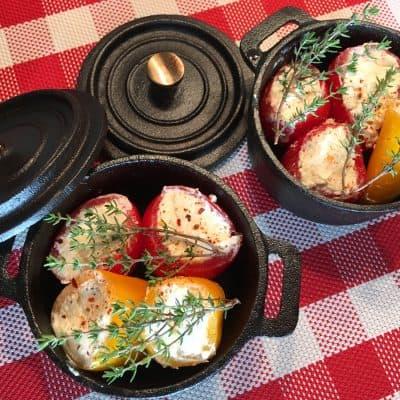 Ofengemüse aus der Cocotte
