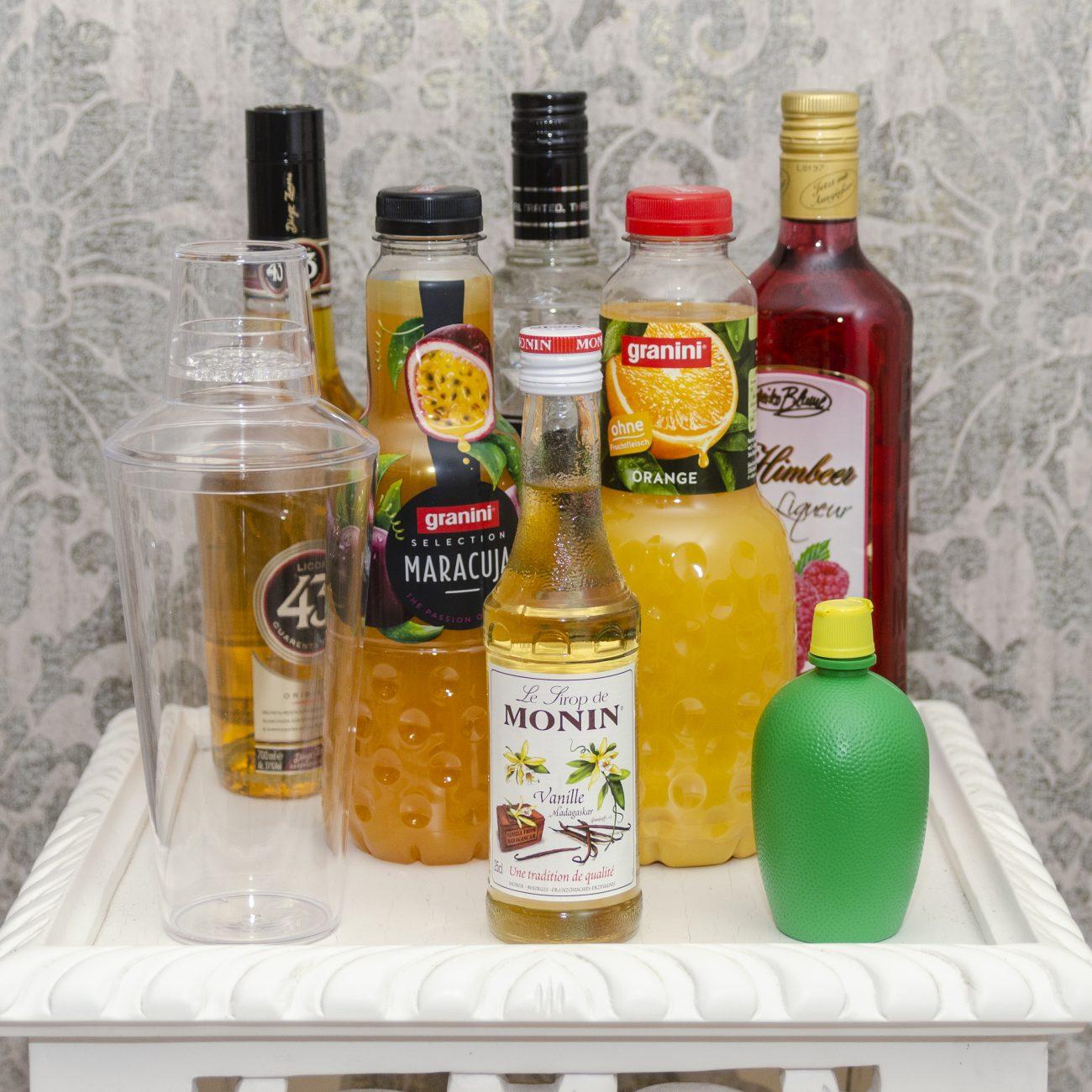 """Cocktail """"43 Kirschen"""""""