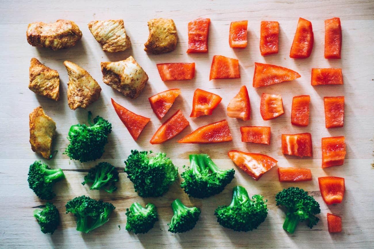 Meal Prep – Ofengemüse