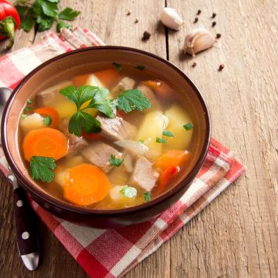 Tafelspitzsuppe