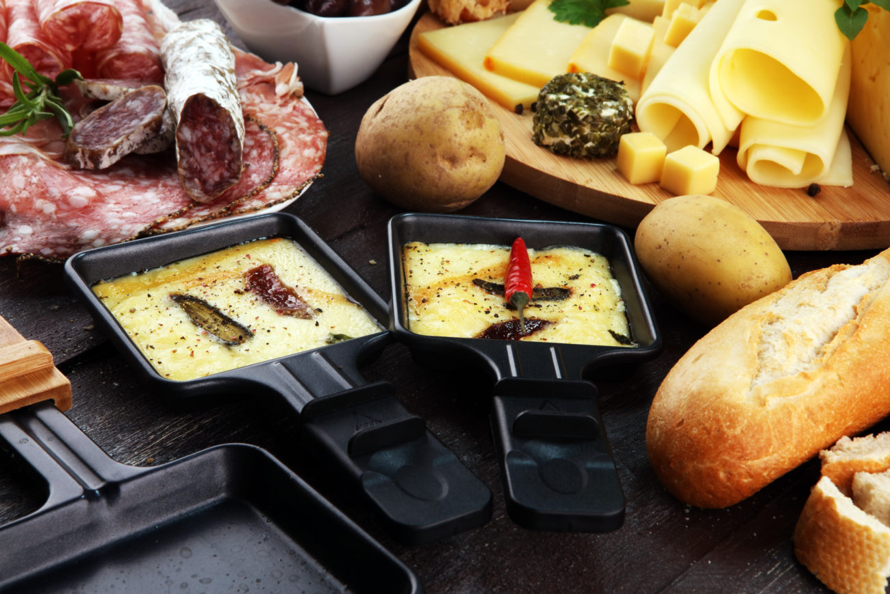 Raclette-Variationen